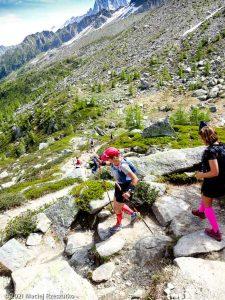 WE Choc Soutenu · Alpes, Massif du Mont-Blanc, Vallée de Chamonix, FR · GPS 45°54'21.49'' N 6°53'18.80'' E · Altitude 2141m