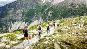 WE Choc Soutenu · Alpes, Massif du Mont-Blanc, Vallée de Chamonix, FR · GPS 45°55'42.38'' N 6°54'45.19'' E · Altitude 2173m
