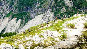 WE Choc Soutenu · Alpes, Massif du Mont-Blanc, Vallée de Chamonix, FR · GPS 45°55'42.37'' N 6°54'45.18'' E · Altitude 2173m