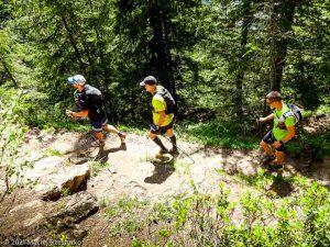 Stage Trail Initiation · Alpes, Aiguilles Rouges, Vallée de Chamonix, FR · GPS 45°54'39.69'' N 6°49'14.81'' E · Altitude 1619m