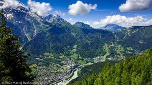 Stage Trail Initiation · Alpes, Aiguilles Rouges, Vallée de Chamonix, FR · GPS 45°54'36.49'' N 6°48'39.19'' E · Altitude 1699m