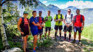 Stage Trail Initiation · Alpes, Aiguilles Rouges, Vallée de Chamonix, FR · GPS 45°54'36.52'' N 6°48'39.21'' E · Altitude 1699m