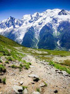 Stage Trail Initiation · Alpes, Aiguilles Rouges, Vallée de Chamonix, FR · GPS 45°55'14.90'' N 6°48'19.22'' E · Altitude 2180m