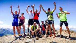Stage Trail Initiation · Alpes, Aiguilles Rouges, Vallée de Chamonix, FR · GPS 45°55'16.95'' N 6°48'19.45'' E · Altitude 2231m
