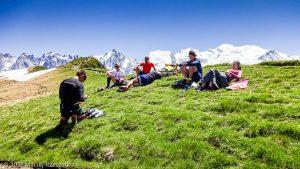 Stage Trail Initiation · Alpes, Aiguilles Rouges, Vallée de Chamonix, FR · GPS 45°55'17.10'' N 6°48'21.22'' E · Altitude 2230m