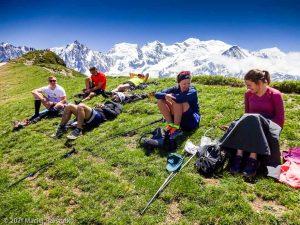 Stage Trail Initiation · Alpes, Aiguilles Rouges, Vallée de Chamonix, FR · GPS 45°55'17.11'' N 6°48'21.22'' E · Altitude 2230m