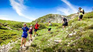 Stage Trail Initiation · Alpes, Aiguilles Rouges, Vallée de Chamonix, FR · GPS 45°55'19.03'' N 6°49'44.80'' E · Altitude 2125m