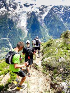 Stage Trail Initiation · Alpes, Aiguilles Rouges, Vallée de Chamonix, FR · GPS 45°55'18.35'' N 6°49'51.76'' E · Altitude 2066m
