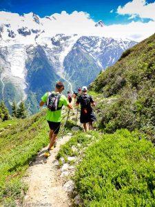 Stage Trail Initiation · Alpes, Aiguilles Rouges, Vallée de Chamonix, FR · GPS 45°55'18.11'' N 6°49'52.36'' E · Altitude 2053m