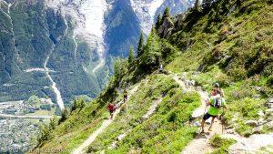 Stage Trail Initiation · Alpes, Aiguilles Rouges, Vallée de Chamonix, FR · GPS 45°55'19.14'' N 6°49'54.01'' E · Altitude 2035m