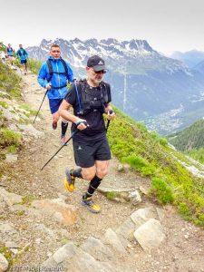 Stage Trail Initiation · Alpes, Massif du Mont-Blanc, Vallée de Chamonix, FR · GPS 45°54'18.09'' N 6°53'7.38'' E · Altitude 2140m