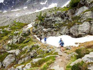 Stage Trail Initiation · Alpes, Massif du Mont-Blanc, Vallée de Chamonix, FR · GPS 45°54'18.11'' N 6°53'7.33'' E · Altitude 2140m