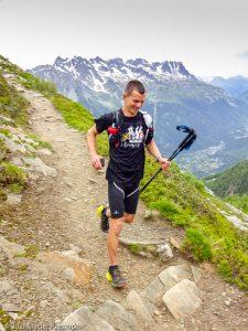 Stage Trail Initiation · Alpes, Massif du Mont-Blanc, Vallée de Chamonix, FR · GPS 45°54'18.09'' N 6°53'8.85'' E · Altitude 2140m