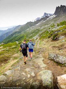 Stage Trail Initiation · Alpes, Massif du Mont-Blanc, Vallée de Chamonix, FR · GPS 45°54'19.53'' N 6°53'13.64'' E · Altitude 2136m