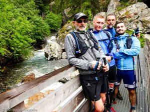 Stage Trail Initiation · Alpes, Massif du Mont-Blanc, Vallée de Chamonix, FR · GPS 46°1'11.59'' N 6°54'42.34'' E · Altitude 1418m