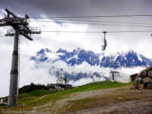 Session privée du trail-running · Alpes, Aiguilles Rouges, Vallée de Chamonix, FR · GPS 45°56'20.12'' N 6°50'57.68'' E · Altitude 2036m