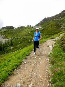 Session privée du trail-running · Alpes, Aiguilles Rouges, Vallée de Chamonix, FR · GPS 45°56'44.31'' N 6°51'19.94'' E · Altitude 1912m