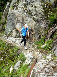 Session privée du trail-running · Alpes, Aiguilles Rouges, Vallée de Chamonix, FR · GPS 45°56'53.46'' N 6°52'0.05'' E · Altitude 1823m