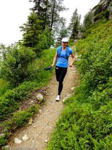 Session privée du trail-running · Alpes, Aiguilles Rouges, Vallée de Chamonix, FR · GPS 45°56'54.73'' N 6°52'1.87'' E · Altitude 1817m