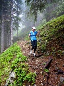 Session privée du trail-running · Alpes, Aiguilles Rouges, Vallée de Chamonix, FR · GPS 45°56'50.65'' N 6°52'17.18'' E · Altitude 1682m