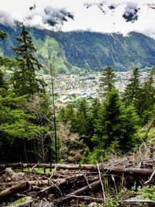 Session privée du trail-running · Alpes, Aiguilles Rouges, Vallée de Chamonix, FR · GPS 45°56'10.69'' N 6°52'2.37'' E · Altitude 1406m