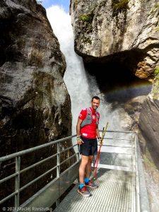 Session privée du trail-running · Alpes, Aiguilles Rouges, Vallée de Chamonix, FR · GPS 46°1'11.63'' N 6°54'41.85'' E · Altitude 1450m