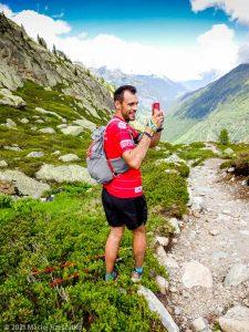 Session privée du trail-running · Alpes, Aiguilles Rouges, Vallée de Chamonix, FR · GPS 45°59'48.34'' N 6°54'47.37'' E · Altitude 1990m