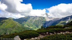 Session privée du trail-running · Alpes, Aiguilles Rouges, Vallée de Chamonix, FR · GPS 45°59'48.43'' N 6°54'47.36'' E · Altitude 1991m
