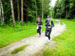 Stage Trail Découverte · Alpes, Massif du Mont-Blanc, Vallée de Chamonix, FR · GPS 45°55'55.84'' N 6°53'4.36'' E · Altitude 1040m