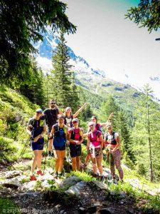 Stage Trail Découverte · Alpes, Massif du Mont-Blanc, Vallée de Chamonix, FR · GPS 45°54'13.60'' N 6°52'39.87'' E · Altitude 1942m