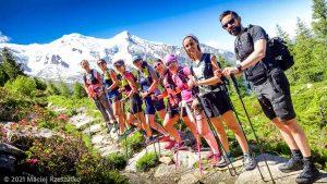 Stage Trail Découverte · Alpes, Massif du Mont-Blanc, Vallée de Chamonix, FR · GPS 45°54'17.94'' N 6°52'44.60'' E · Altitude 2005m