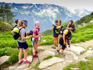 Stage Trail Découverte · Alpes, Massif du Mont-Blanc, Vallée de Chamonix, FR · GPS 45°55'15.76'' N 6°54'19.10'' E · Altitude 2043m