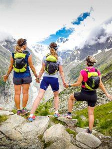 Stage Trail Découverte · Alpes, Massif du Mont-Blanc, Vallée de Chamonix, FR · GPS 45°55'40.60'' N 6°54'47.20'' E · Altitude 2143m