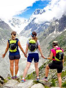Stage Trail Découverte · Alpes, Massif du Mont-Blanc, Vallée de Chamonix, FR · GPS 45°55'40.60'' N 6°54'47.19'' E · Altitude 2143m