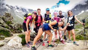 Stage Trail Découverte · Alpes, Massif du Mont-Blanc, Vallée de Chamonix, FR · GPS 45°55'40.60'' N 6°54'47.16'' E · Altitude 2143m