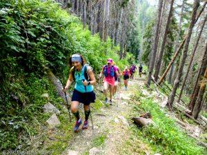 Stage Trail Initiation · Alpes, Massif du Mont-Blanc, Vallée de Chamonix, FR · GPS 45°54'18.60'' N 6°52'16.93'' E · Altitude 1638m