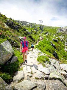 Stage Trail Initiation · Alpes, Massif du Mont-Blanc, Vallée de Chamonix, FR · GPS 45°54'21.17'' N 6°53'16.80'' E · Altitude 2123m