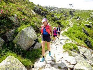 Stage Trail Initiation · Alpes, Massif du Mont-Blanc, Vallée de Chamonix, FR · GPS 45°54'21.38'' N 6°53'18.17'' E · Altitude 2120m