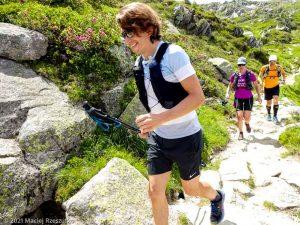 Stage Trail Initiation · Alpes, Massif du Mont-Blanc, Vallée de Chamonix, FR · GPS 45°54'21.39'' N 6°53'18.37'' E · Altitude 2119m