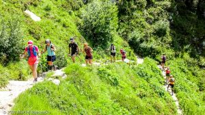 Stage Trail Initiation · Alpes, Massif du Mont-Blanc, Vallée de Chamonix, FR · GPS 45°55'25.31'' N 6°54'22.11'' E · Altitude 2089m