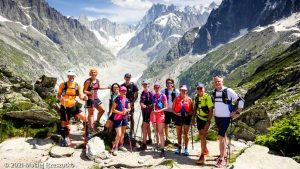 Stage Trail Initiation · Alpes, Massif du Mont-Blanc, Vallée de Chamonix, FR · GPS 45°55'40.72'' N 6°54'47.05'' E · Altitude 2151m