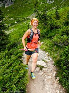 Stage Trail Initiation · Alpes, Aiguilles Rouges, Vallée de Chamonix, FR · GPS 45°57'30.39'' N 6°52'37.68'' E · Altitude 1838m