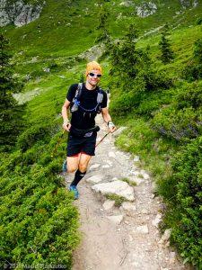 Stage Trail Initiation · Alpes, Aiguilles Rouges, Vallée de Chamonix, FR · GPS 45°57'30.38'' N 6°52'37.69'' E · Altitude 1838m