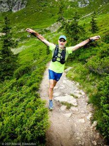 Stage Trail Initiation · Alpes, Aiguilles Rouges, Vallée de Chamonix, FR · GPS 45°57'30.32'' N 6°52'37.69'' E · Altitude 1838m