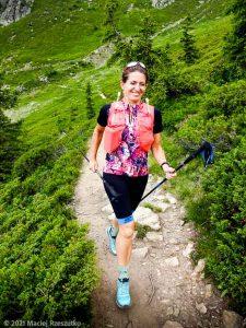 Stage Trail Initiation · Alpes, Aiguilles Rouges, Vallée de Chamonix, FR · GPS 45°57'31.64'' N 6°52'39.39'' E · Altitude 1836m