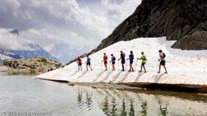Stage Trail Initiation · Alpes, Aiguilles Rouges, Vallée de Chamonix, FR · GPS 45°58'54.09'' N 6°53'26.14'' E · Altitude 2298m