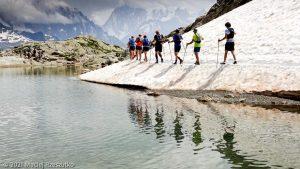 Stage Trail Initiation · Alpes, Aiguilles Rouges, Vallée de Chamonix, FR · GPS 45°58'54.10'' N 6°53'26.08'' E · Altitude 2298m