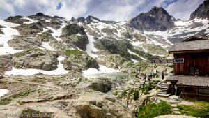 Stage Trail Initiation · Alpes, Aiguilles Rouges, Vallée de Chamonix, FR · GPS 45°58'53.13'' N 6°53'32.59'' E · Altitude 2300m