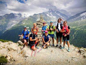 Stage Trail Initiation · Alpes, Aiguilles Rouges, Vallée de Chamonix, FR · GPS 45°58'56.85'' N 6°54'23.32'' E · Altitude 2108m