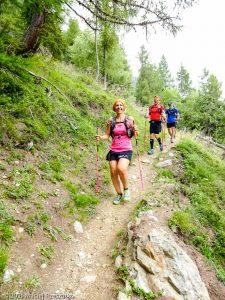Stage Trail Initiation · Alpes, Massif du Mont-Blanc, Vallée de Chamonix, FR · GPS 46°2'20.77'' N 6°55'41.32'' E · Altitude 1479m